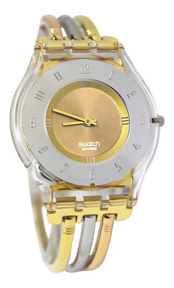 Relógio Swatch Tri-gold L Sfk240a