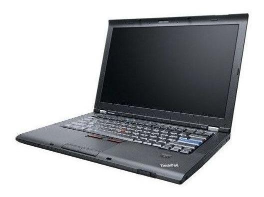 Usado: Notebook Lenovo T410 Core I5 1ª Geração 8gb Ssd 120gb