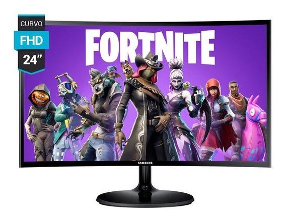 Liquidoooo... Monitor Gamer Samsung F390 24 Curvo