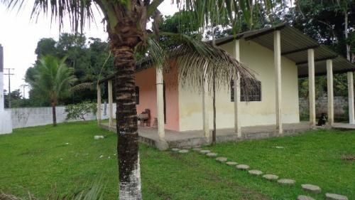 Chácara Na Praia,com 2 Quartos,em Itanhaém-sp