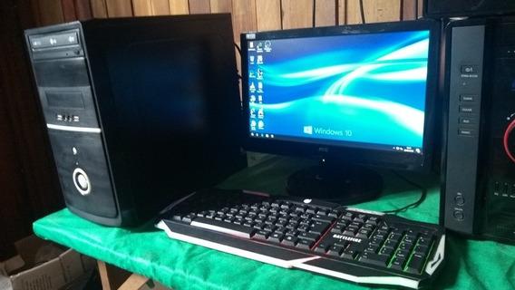Computador Usado Intel I3 4130 6gb Ram Gtx 750