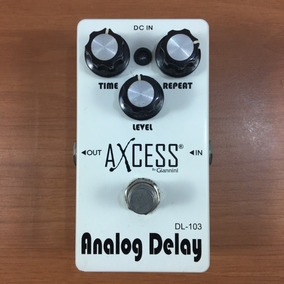 Pedal Axcess Analog Delay - Dl 103
