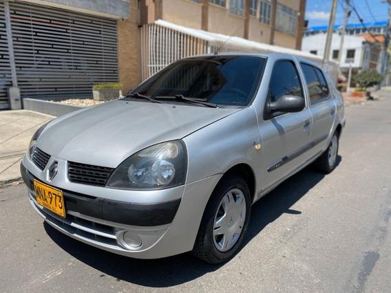 Renault Symbol Autentiquet Aa Abg Abs 2004