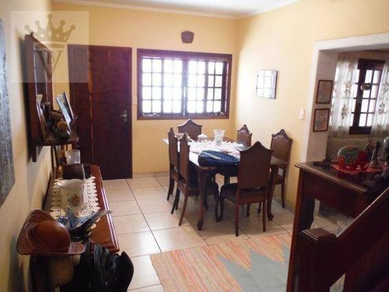 Casa Com 3 Dormitórios À Venda, 125 M² Por R$ 500.000 - Vila Maria Alta - São Paulo/sp - Ca0346