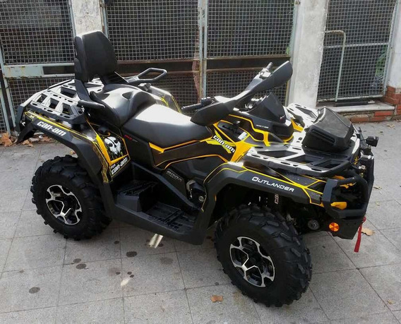 Can-am Outlander 800 Max Xt