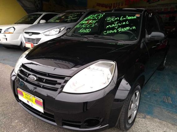 Ford Ka 1.0 Flex Lindo Ótimo Estado Sem Entrada - 2010