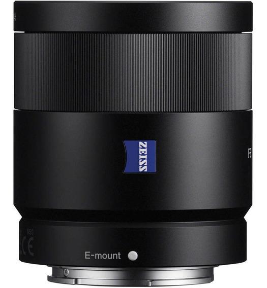 Lente Sony Fe 55mm F/1.8 Za Sonnar T* E-mount (sel55f18z)