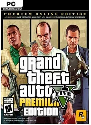 Gta V-premium Online Edition Pc