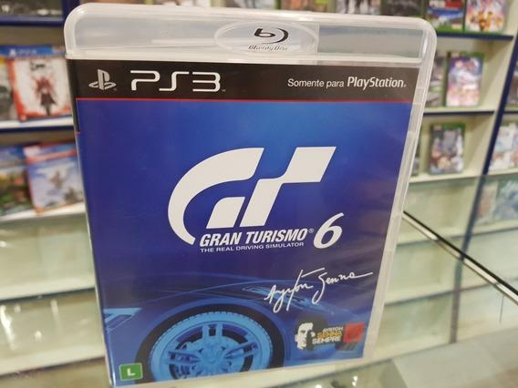 Gran Turismo 6 Usado Original Ps3 Mídia Física