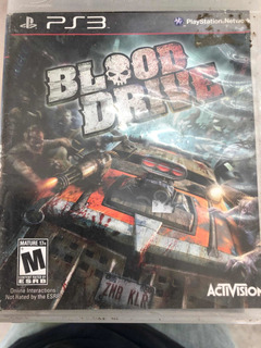 Blooddrive Playstation 3