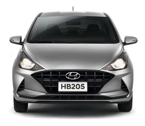 Imagem 1 de 12 de Hyundai Hb20s 1.0 Vision Mt 21/22