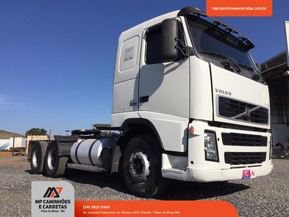 Caminhão Volvo Fh12 380 6x2 Ano 2005 Extra!!!