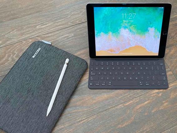 iPad Pro 9.7 Polegadas Com Teclado, Capa E Apple Pen