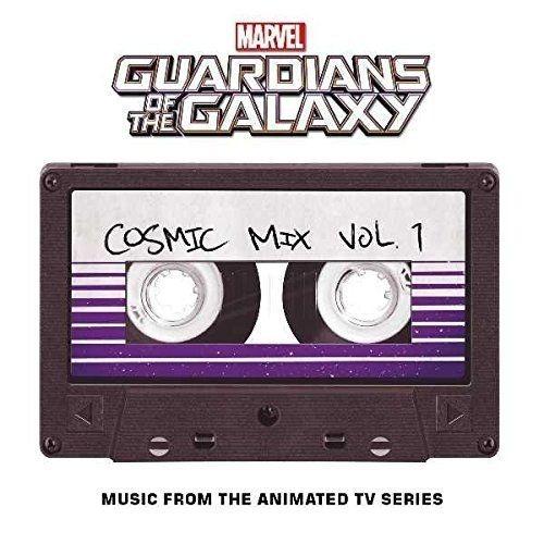 Guardians Of The Galaxy Cosmic Mix Vol 1 Cd Import Nuevo