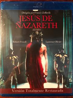 Blu-ray Jesus De Nazareth (1977) De Franco Zeffirelli