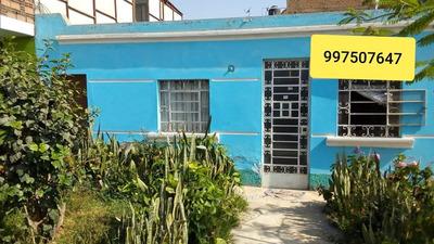 Casa En Ventanilla Callao 200 Metros Urb. Satelite Remate
