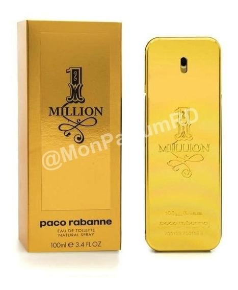 ** Perfume 1 Million By Paco Rabanne. Entrega Inmediata **