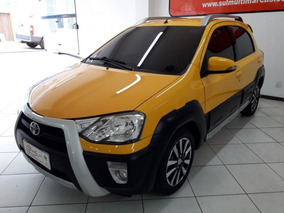 Etios Cross 1.5 16v Flex Manual