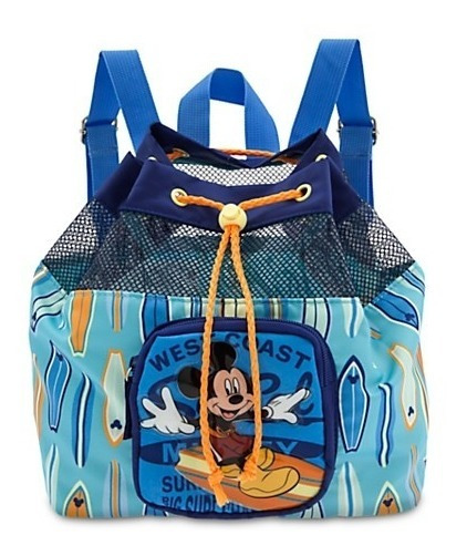 Mochila De Costas Do Mickey - Disney Store