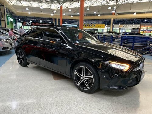 Mercedes-benz A 200 1.3 Cgi Advance Sedan 7g-dct 2019