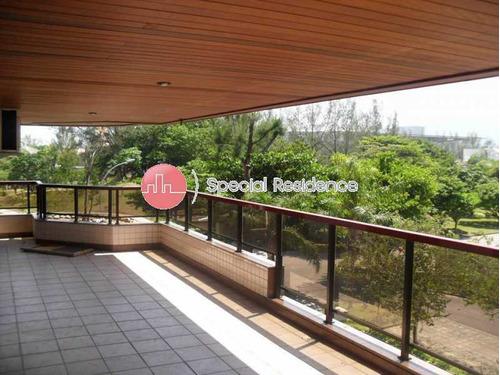 Imagem 1 de 14 de Apartamento-à Venda-barra Da Tijuca-rio De Janeiro - 400404