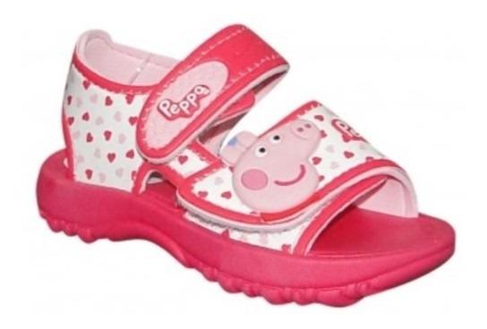 Sandália Infantil Peppa Pig Grendene Kids Feminino