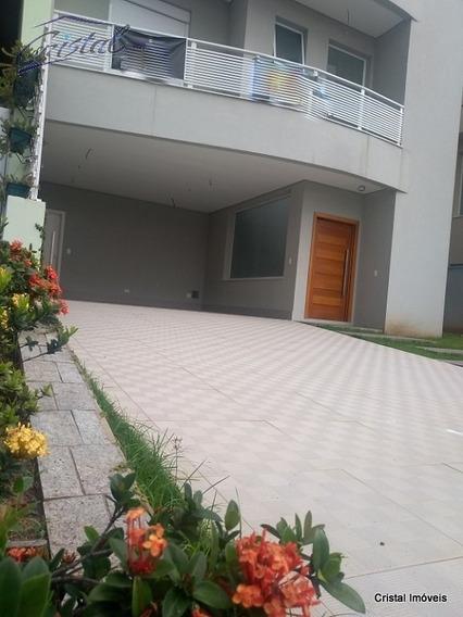 Casa Para Venda, 4 Dormitórios, Granja Viana - Cotia - 21256