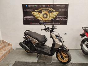 Yamaha Bws X 125 Mod 2015 Traspaso Incluido Recibo Moto