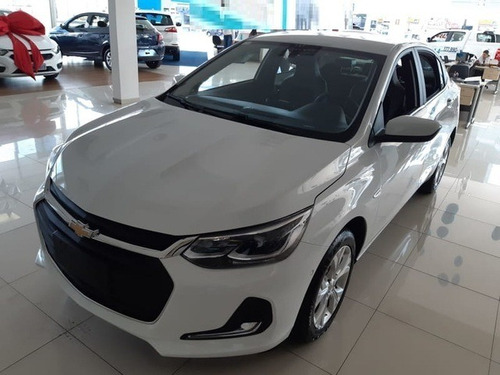Chevrolet Onix Premier Plus 1.0 Turbo Flex Autom. 0km2020