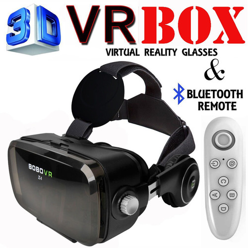 Bobovr Z4 Vr Caja Realidad Virtual Auricular Película Juego
