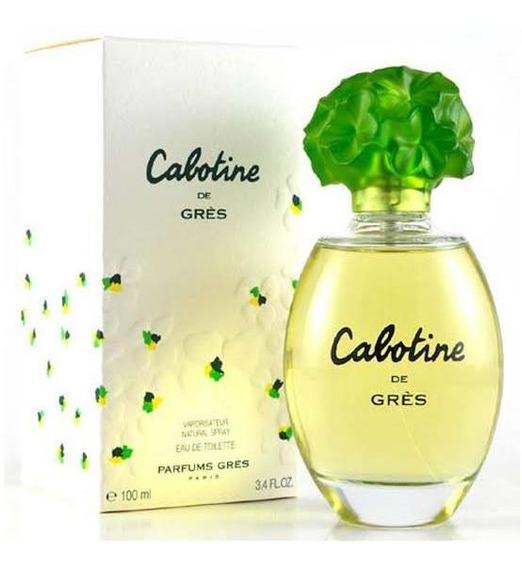Perfume Cabotine Gres 100 Ml Original .
