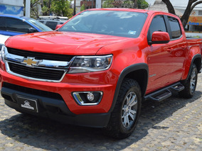 Chevrolet Colorado 2017 4x4 V6 Rojo