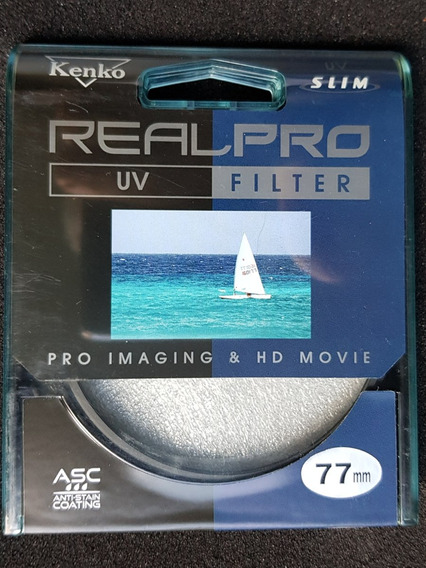 Filtro Kenko Real Pro Uv 77mm Slim