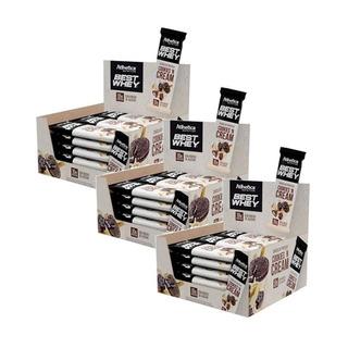 Kit 3x Best Whey Choc Proteico 12un X 50g - Atlhetica