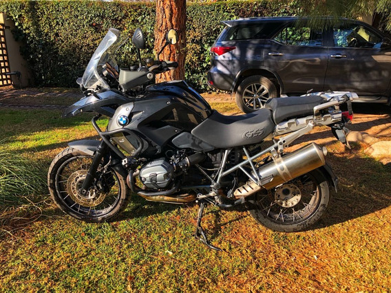 Bmw 1200 Gs Triple Black