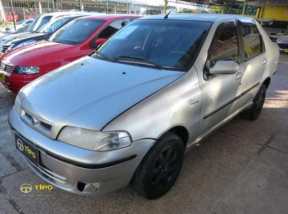 Fiat Siena Elx 1.3 8v 4p 2002