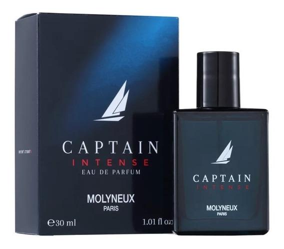 Perfume Captain Intense Men Eau De Parfum 30ml - Selo Adipec