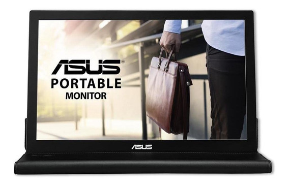 Monitor Portátil Asus 15.6 , Usb 3.0, Ultra Leve, Ultra Fino