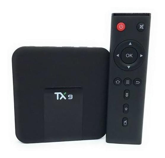 Tv Box Tx9 Converte Sua Tv Em Smart.