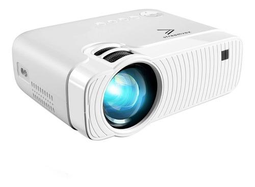 Imagen 1 de 8 de Proyector Profesional Streamvox Led 3500 Lumens 1080p