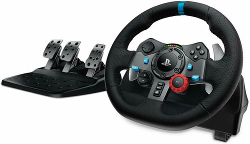 Logitech G29 Driving Force Racing Wheel + Shifter