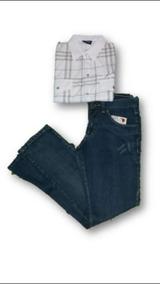 Kit Camiseta E Calça Jeans Preço Imperdível