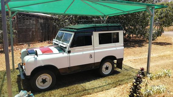 Land Rover 1976