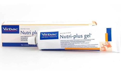 Imagen 1 de 4 de Nutriplus Gel Virbac Suplemento Energético Perros Y Gatos