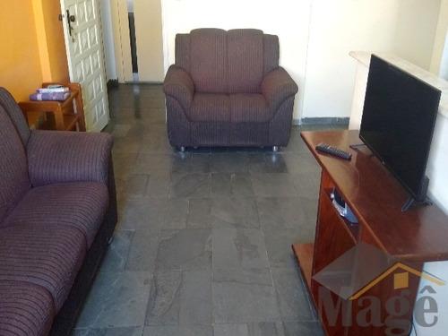 Apartamento Com 01 Dormitório Para Venda Na Praia Das Astúrias - Ref.: 4526 - 4526
