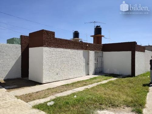 Casa Sola En Venta Fracc Nuevo Pedregal Durango