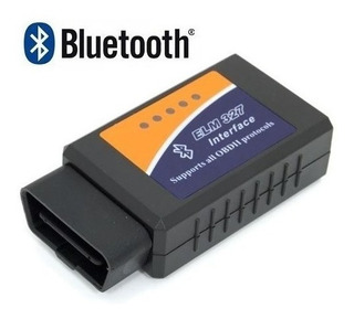 Scanner Automotriz Elm327 Obd2 Multimarca - Bluetooth