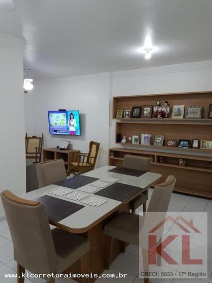 Apartamento Para Venda Em Natal, Lagoa Nova, 3 Dormitórios, 1 Suíte, 3 Banheiros, 2 Vagas - Ka 0865