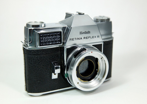 Câmera Kodak Retina Iii (corpo) Leia A Descrição!