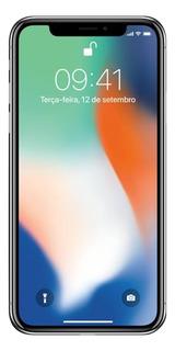 iPhone Apple X Silver 256gb Mqag2br/a E